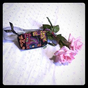 NWT Vera Bradley Card/Change/ID Holder Wristlet
